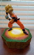 Rare Dragon Ball Z Goku Statue R&M 171/555 Limited Edition Collectible
