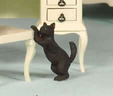 1:12 Scale Cat  Doll House Miniature Pet Animal Accessory (2916)
