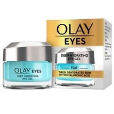 Olay Eyes Deep Hydrating Eye Gel For Tired, Dehydrated Skin, 15ml