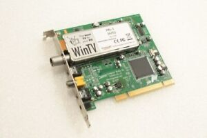 Hauppauge WinTV PAL-I 34705 REV J198 TV Tuner PCI Card 340000-09