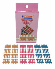 320x Mix Cross Kindmax 4 Farben 21mm x 27mm Kinesiologie Tape Kinesiology