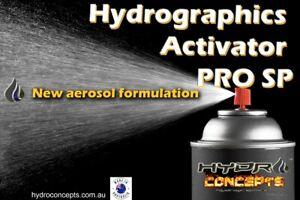 Hydrographic activator Aerosol Spray Can