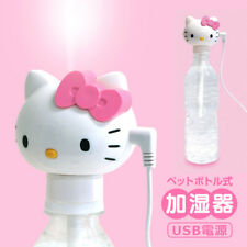 Hello Kitty Pet Bottle Humidifier USB Sanrio Japan