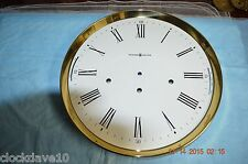 Howard Miller GRANDFATHER CLOCK DIAL ONLY for project