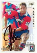 Autographed Danny Buderus NRL & Rugby League Trading Cards