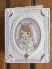 Precious Moments New Testament With Porcelain Holder (Girl)