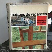 Case Di Vacanza Collezione Conoscenza Delle Arti Decorazione Hachette 1964