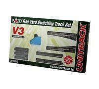 N-Gauge - Kato - Rail Yard Switching Track Set V3