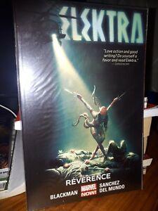 Marvel Comics - Elektra: Reverance (softcover Graphic Novel)