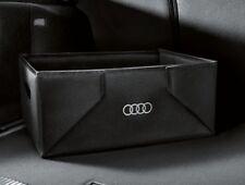 Originale Audi Portapacchi Pieghevole Faltbox Bagagliaio Box Nero 8U0061109