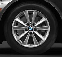 4 Orig BMW Sommerräder Styling 236 225/55 R17 101W 5er F10 6er 71dB Neu BMW-147