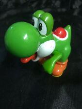 2017 McDonald's Yoshi Figure Toy - Moving Tongue - Super Mario Nintendo
