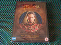 DVD Box Set: The Tudors : The Complete Series 1 to 4 : 12 DVDs Sealed