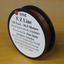 EZ Line Simulating Wires Rust - Fine
