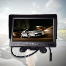 Portable 7 LCD Digital Color Screen Monitor for Car Rear View with Sunvisor GD