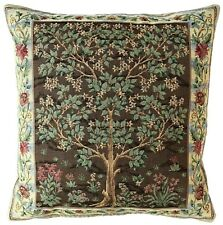 """Tapestry cushion cover - Tree of Life  - 45cm [18""""] approx"""