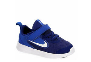 Nike Non-Tie Sneakers Deep Royal Blue Little Boys/Toddler  Size 5