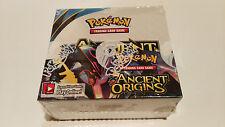 Pokémon XY Ancient Origins 36 Booster Pack / Sealed Box English /Unopen