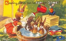 Posted Printed Collectable Comic & Seaside Humour Postcard Collections/Bulk Lots