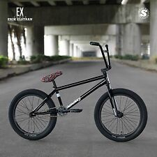 "2018 SUNDAY BIKE BMX EX 20"" BLACK BICYCLE ERIK ELSTRAN FIT CULT PRIMO KINK HARO"