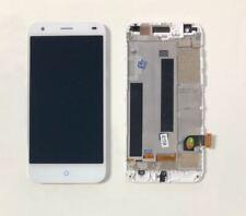 Recambios pantallas LCD blancos ZTE para teléfonos móviles