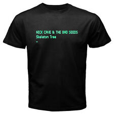 New Nick Cave & The Bad Seeds Skeleton Tree Men's Black T-Shirt Size S to 3XL