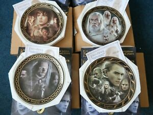 lord of the rings plates , weta , tolkien