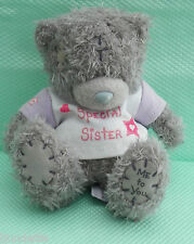 Me To You Peluche 13 cm *-* MA SOEUR *-* Tshirt blanc et rose SPECIAL SISTER