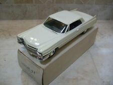 1963 Cadillac Coupe De Ville Promo NMIB