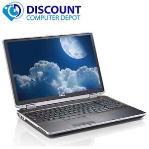 """Dell Laptop Latitude E6540 Core i5 15.6""""  PC Windows 10 Pro 8GB 256GB SSD DVD-RW"""