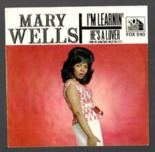 Mary Wells He's a lover  Northern soul  PS