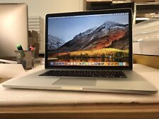 "Apple Macbook Pro Retina 15"" 2.4GHz i7 8GB 250 SSD Early 2013 A Grade"