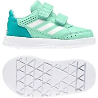 Adidas Kids Shoes Neo Girls Running Casual Altasport CF Sneakers Infants B37975