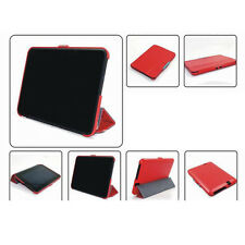 "QW Red Holder Leather Protect Case Cover For 7"" Amazon Kindle Fire HD 7 2th 2012"