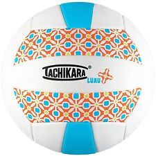 Tachikara SofTec Volleyball With SofTec technology Features Turquoise/White Luau