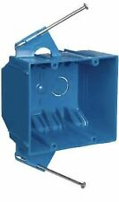 THOMAS & BETTS 2-Gang New Work Switch & Outlet Box B232A-UPC