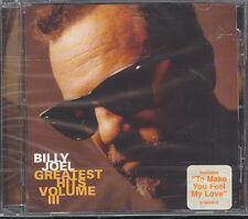 BILLY JOEL - GREATEST HITS VOL. III - CD (NUOVO SIGILLATO)