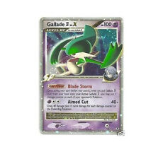 GALLADE 4 LV.X LVX 106/111 Ultra Rare Star Holo Foil Pokemon Card