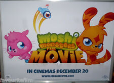 Cinema Poster: MOSHI MONSTERS THE MOVIE 2013 (Poppet & Katsuma Quad)
