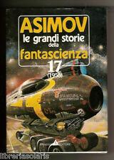 ASIMOV GRANDI STORIE DELLA FANTASCIENZA 17 Armenia 1988