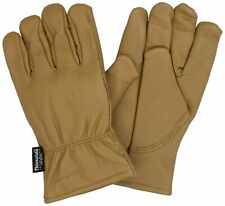 CARHARTT INSULATED LEATHER DRIVER GLOVES A552 XL