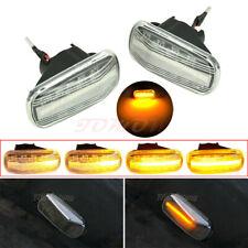 Dynamic Led Side Marker Light For Civic Cr V Hr V Integra Odyssey Acura Rsx