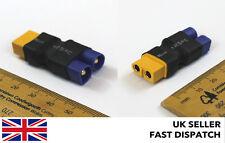 XT60 hembra a macho EC3 (3.5mm) Bala/Banana Adaptador/conector/bloque de enchufe RC