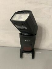 Canon 470Ex-Ai Speedlite Camera Bounce Flash with Artificial Intelligence