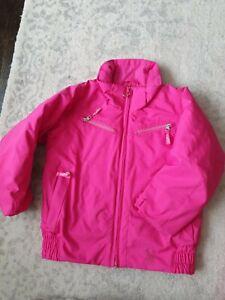 Girl's Spyder Ski Jacket 5-6 Years