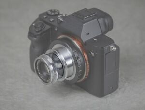 AKArette Lens to M39 Adaptor | Infinity Focusing on M39 Mount for AKArelle Lens