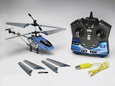Revell Control Sky Fun 2.4 GHz RTF Hubschrauber ferngesteuerter Helikopter NEU