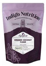 Organic Coconut Flour - 1kg - Indigo Herbs