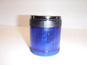 ALLEN BRADLEY 855T-B24GL6 STACK LIGHT FLASHING LED BLUE 24V SERIES C