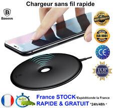 chargeur sans fil S8/S9/S10 Mi Note 8/9/10 11 Xs Xs max X 8 PRO 1 PLUS 7 7T p30